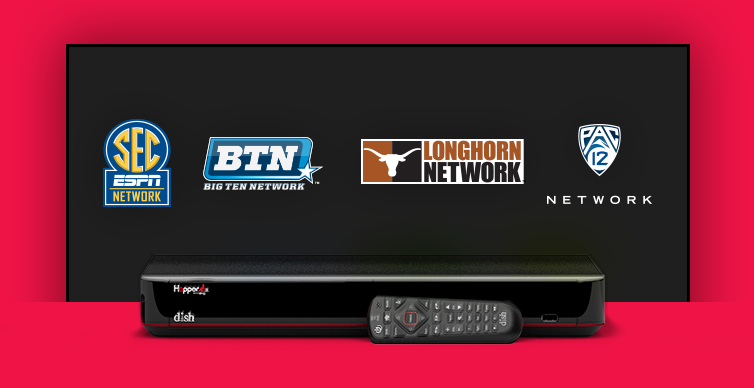 DISH College Sports TV Packages - Lewiston, Idaho - Custom Satellite - DISH Authorized Retailer