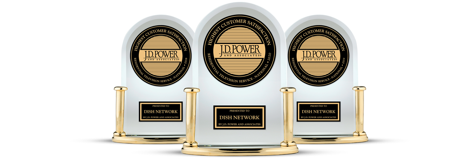 DISH Customer Satisfaction - Ranked #1 by JD Power - Custom Satellite in Lewiston, Idaho - DISH Authorized Retailer